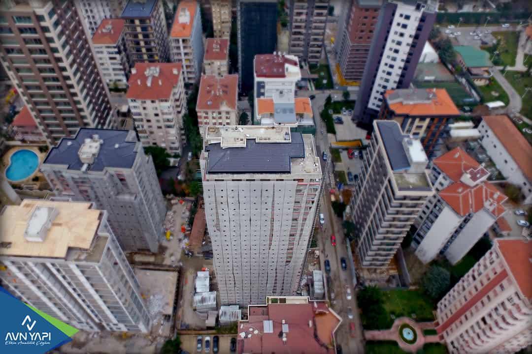 Nuri Pere Apartmanı